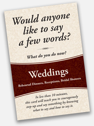 Mattson Weddings Card