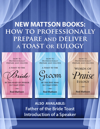 Mattson Toast Books